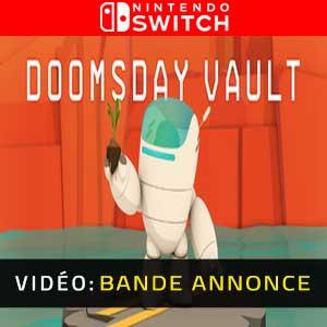 Doomsday Vault Bande-annonce vidéo pour Nintendo Switch