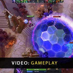 Vidéo du jeu Dota 2
