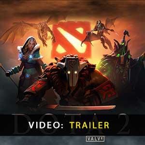Vidéo de la bande annonce de Dota 2