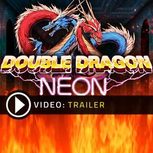 Acheter Double Dragon Neon Clé Cd Comparateur Prix