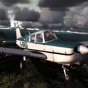 Dovetail Games Flight School Piper PA-28 Cherokee