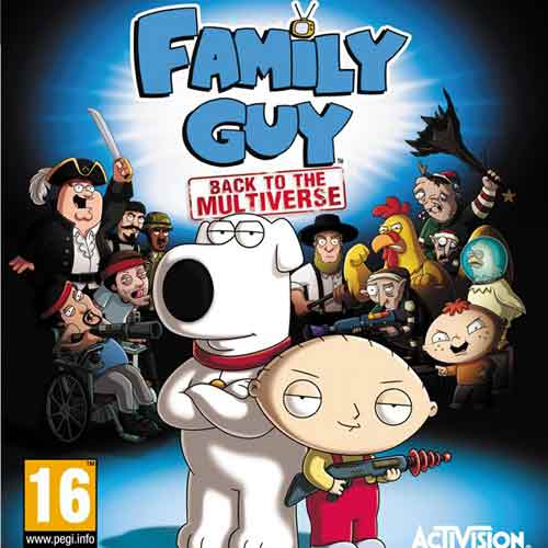 Acheter Family Guy Back to the Multiverse clé CD Comparateur Prix