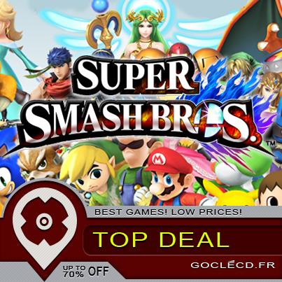 Super Smash Bros Wii U : le succès des pré-commandes
