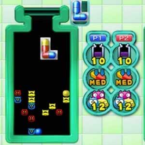 Dr Luigi Nintendo Wii U Dropping pilules