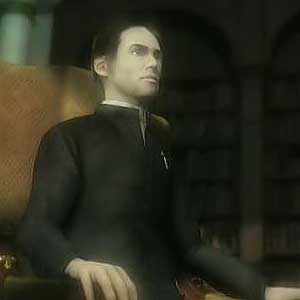 Dracula 3 - Caractère