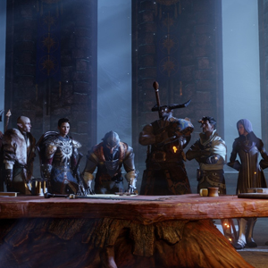 Dragon Age Inquisition Xbox One Personnages