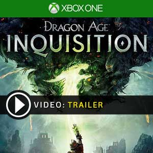 Dragon Age Inquisition Xbox One en boîte ou à télécharger