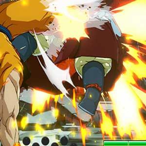 Dragon Ball Match classé