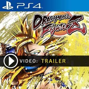 Acheter Dragon Ball FighterZ PS4 Code Comparateur Prix