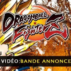 Dragon Ball FighterZ vidéo de la bande-annonce
