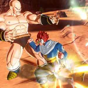 Dragon Ball Xenoverse PS4 Récit