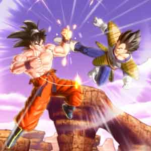 Dragon Ball Xenoverse Gameplay