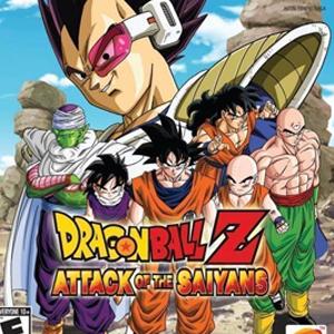 Dragon Ball Z Attack of the Saiyans
