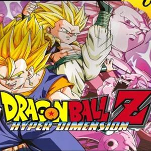 Dragon Ball Z Hyper Dimension