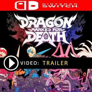 Dragon Marked For Death Nintendo Switch en boîte ou à télécharger
