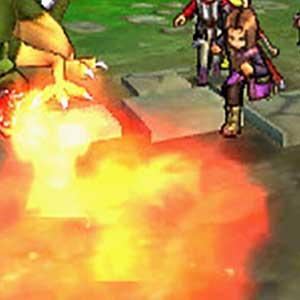 Dragon Quest bataille