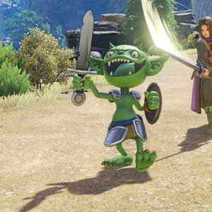 Gameplay DRAGON QUEST 11 Echoes of an Elusive Age