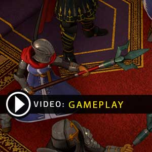 DRAGON QUEST 11 Echoes of an Elusive Age vidéo Gameplay