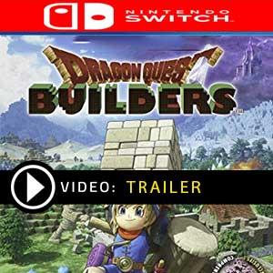 Dragon Quest Builders 2 Nintendo Switch en boîte ou à télécharger