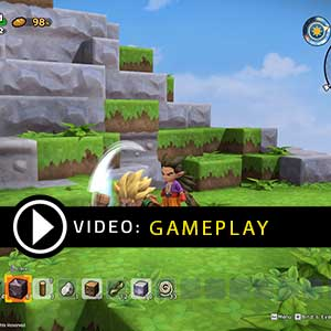 Dragon Quest Builders 2 Gameplay Video