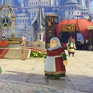 Base de Zebion Dragon Quest Heroes 2