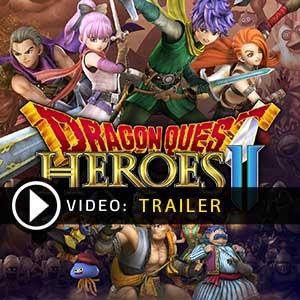 Acheter Dragon Quest Heroes 2 Clé Cd Comparateur Prix