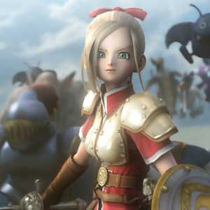 Dragon Quest Heroes Edition Personnage