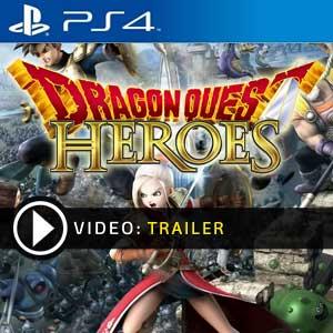 Dragon Quest Heroes Edition PS4 en boîte ou à télécharger