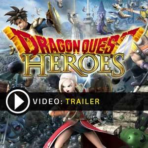 Acheter Dragon Quest Heroes Clé Cd Comparateur Prix