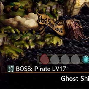 Dragons Crown Coquille de navire fantôme