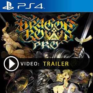 Acheter Dragons Crown Pro PS4 Code Comparateur Prix