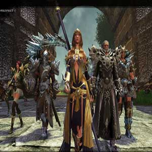 Dragons Prophet Personnages