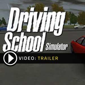 Acheter Driving School Simulator Clé Cd Comparateur Prix