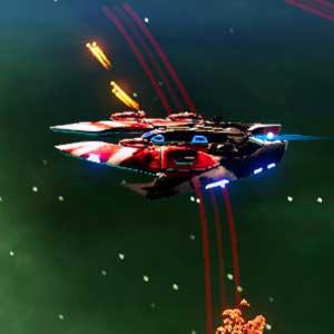 Drone Swarm Gameplay Attaque