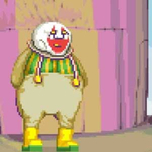 Dropsy Clown