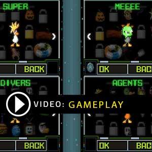 Duck Game Nintendo Switch Gameplay Video