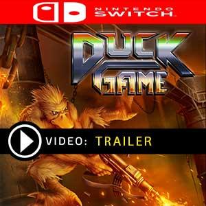 Duck Game Nintendo Switch Precios Digitales o Edición Física