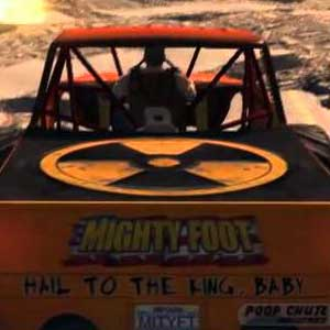 Duke Nukem Forever Monster Truck