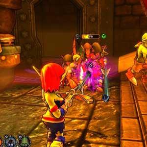 Dungeon Defenders jeu de Tower défense