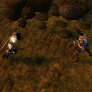 Dungeon Siege 3 Gameplay
