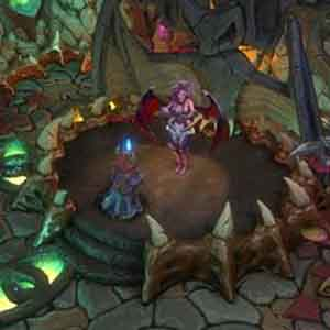 Dungeons 2 Interface de jeu