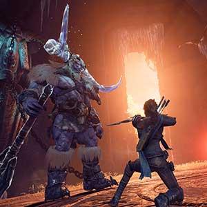 Dungeons & Dragons Dark Alliance Géant De Glace