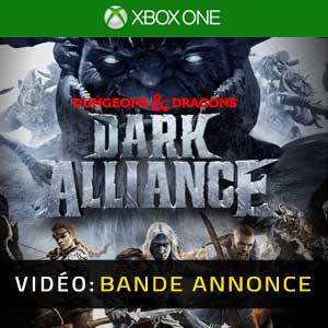Dungeons & Dragons Dark Alliance Xbox One Bande-annonce Vidéo