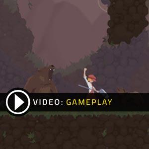 Dustforce Gameplay Video