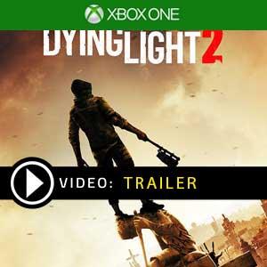 Dying Light 2 Xbox One en boîte ou à télécharger