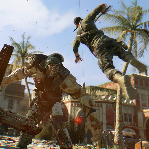 Dying Light PS4 Scénario