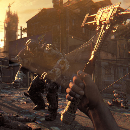 Dying Light PS4 Combat