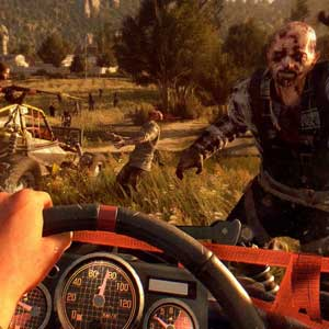 Dying Light The Following Xbox One Scénario