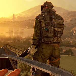 Dying Light The Following Xbox One Combat