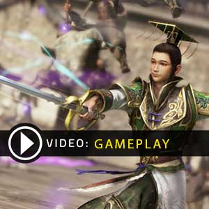 Dynasty Warriors 9 Gameplay Video